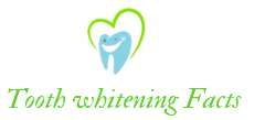 Tooth whitening Facts